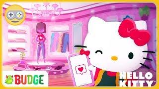 Hello Kitty Звезда моды - Хелло Китти открывает крутой бутик модной одежды для девочек * мульт игра