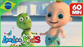 Zigalú - Músicas Infantis Para Crianças - LooLoo Kids Português