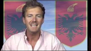 Présentation de l'Albanie et de l'humour albanais