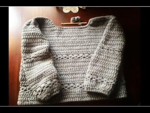 Maglione Alluncinetto Come Fare Passo Passo 1 Diy Sweater