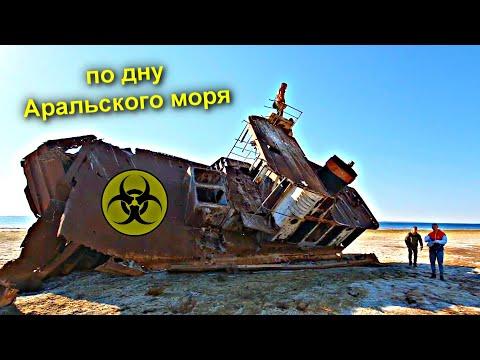 ✅Что происходит на острове Возрождения ☣ Бандитизм в Казахстане и подземные БИОбомбы с Сибирской язв