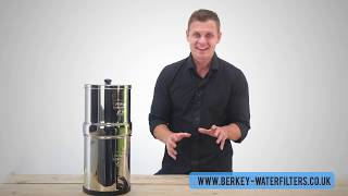 How to assemble Bİg Berkey Water Filter System - New 2019 - Full Tutorial for Beginners