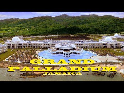 GRAND PALLADIUM  AND LADY HAMILTON  JAMAICA