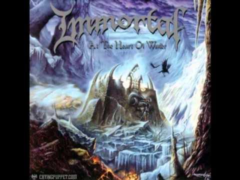 Immortal - At the Heart of Winter full album