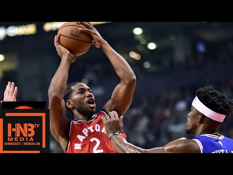 Toronto Raptors vs Philadelphia Sixers Full Game Highlights | 12.05.2018, NBA Season