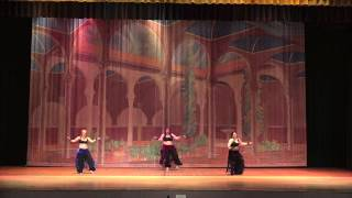 Dark Heart Dance at Rakkasah 2015
