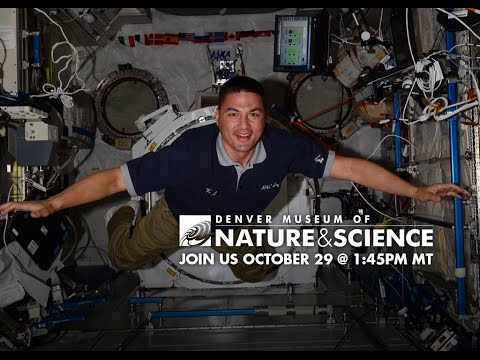 Scientists in Action: Live from the International Space Station