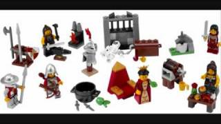 lego 2010 Harry potter, world racers , space police and advent calendar's (city and Kingdoms)