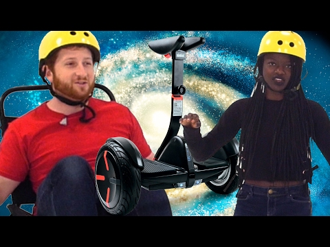 Thumbnail: Cheap Hoverboard Vs. Expensive Hoverboard