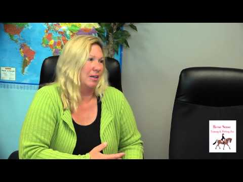 Small Business award interview for Horse Sense Training & Petting Zoo