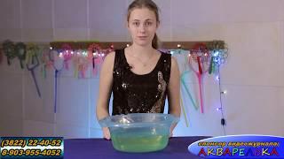 Видеожурнал о шоу мыльных пузырей. Выпуск 1. Как сделать гиганские пузыри