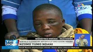 Nzomo, mwanaume aliyempa mkewe kichapo cha mbwa atiwa mbaroni