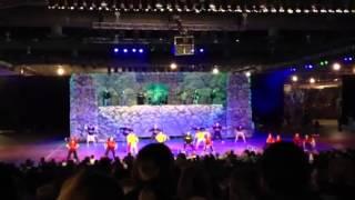 """Golden Crown NYB - 2012 Walk Through - """"World of Witchcraft"""