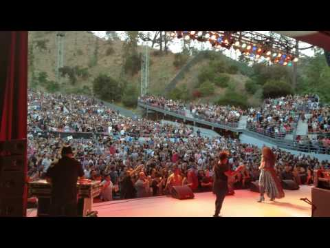 TRINERE LIVE AT THE GREEK THEATRE JULY 22,2017