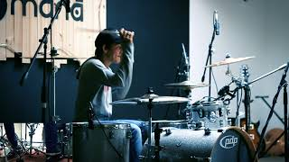 Logatto - Perdóname (Edgar lira) Drum Cover
