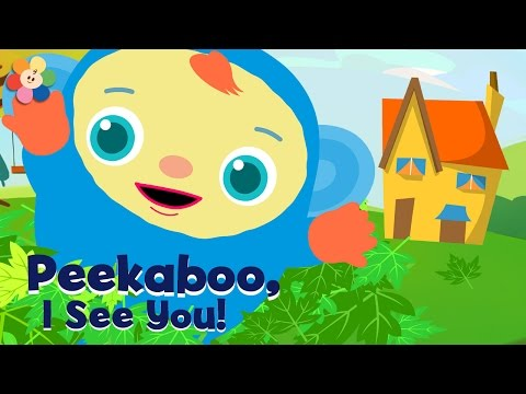 Peekaboo, I See You | Children's Shows Compilation | Playing Peekaboo Cartoons for Kids | BabyFirst