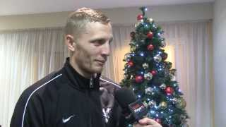 The Crystal Palace Squad Discuss Christmas