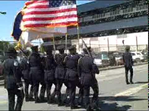MedStar Washington Hospital Center Police Ceremonial Parade