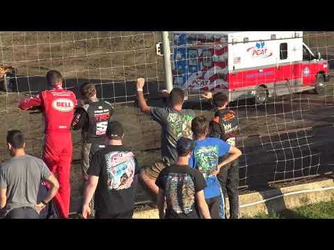 Kokomo Speedway Alex heat 6-3-18