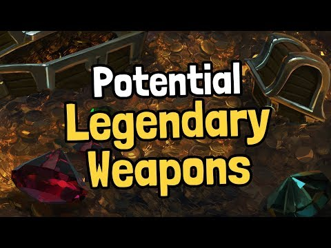 10 Potential Legendary Weapons - Hearthstone