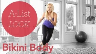 Exercises for a Bikini Body | A-List Look With Valerie Waters