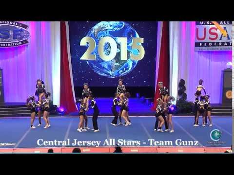 CJA - teams Gunz worlds 2015