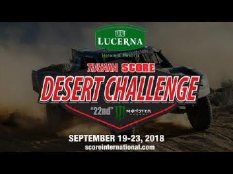 Lucerna Tijuana SCORE Desert Challenge: Contingency Row