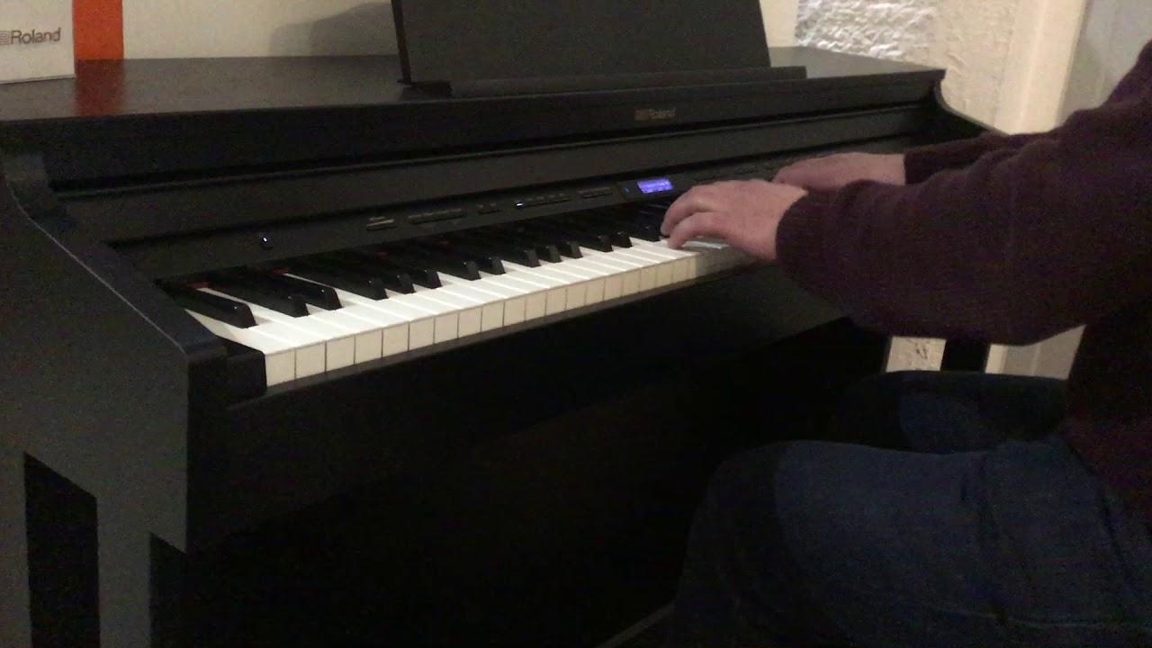 Roland Hp601 Digital Piano : piano numerique meuble digital roland hp 601 cb wh cr eml pianos youtube ~ Hamham.info Haus und Dekorationen