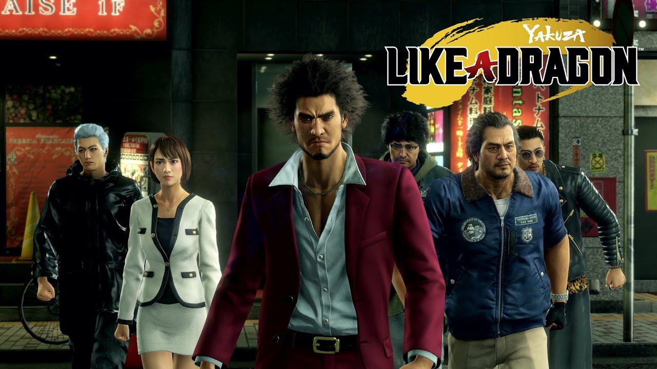 Yakuza Like A Dragon Jp Ps4 Playstationtrophies Org
