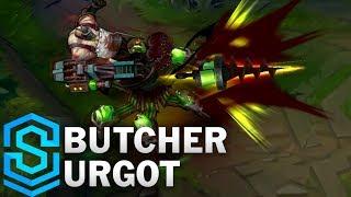 Butcher Urgot Skin Spotlight - League of Legends