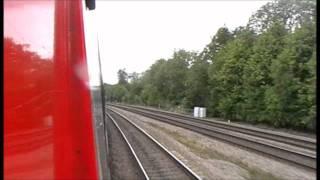East Midlands Trains HST | London St. Pancras to Nottingham | Full Journey!