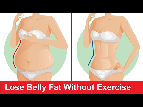 How To Burn Calories and Lose Belly Fat Fast With 6 Foods ...