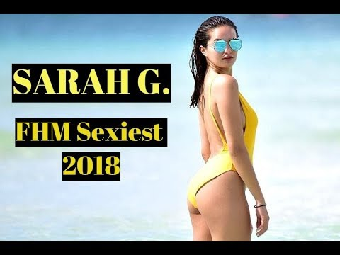 Sarah Geronimo is FHM Sexiest 2018 nominee l POPSTERS NAG-AWAY-AWAY