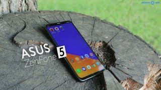Обзор смартфона Asus ZenFone 5 в 4k