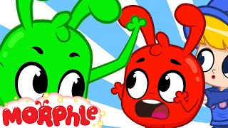 Orphle Plays Tag - My Magic Pet Morphle | Cartoons for Kids | Morphle TV