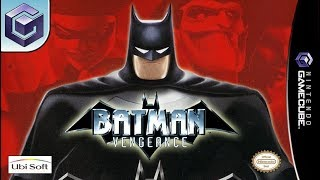 Longplay of Batman: Vengeance