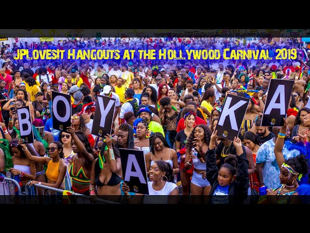 JPLovesIt - My Hollywood Caribbean Carnival 2019 Experience |  Caribbean Music Concert
