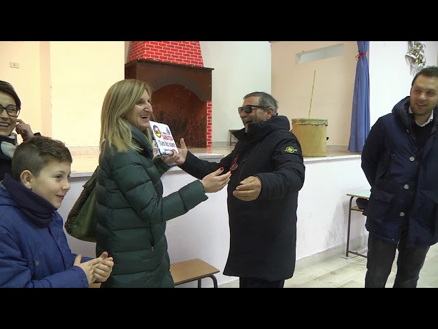 GAMBATESA 319^ ED. MAITUNAT 31-12-2018: 10° RADUNO CAMPERISTI D'ITALIA