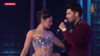 armaan malik complete uncut perfomance at royal stag mirchi music awards rsmma