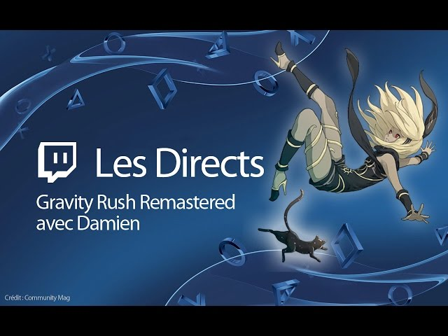Gravity Rush Remastered - Immersion