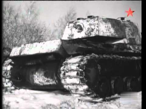 Оружие победы. Тяжелый танк КВ-1.