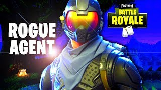 How to get the new Rogue Agent Outfit for FREE! (Fortnite Battle Royale)