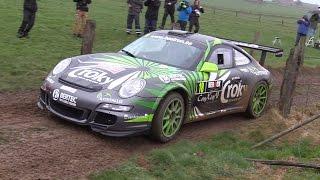Porsche 911 GT3 Rallye Sport Pure Sound / Spa Rallye 2017