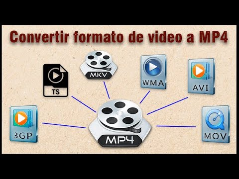 Convertir cualquier formato de video a MP4 con Xmedia Recode
