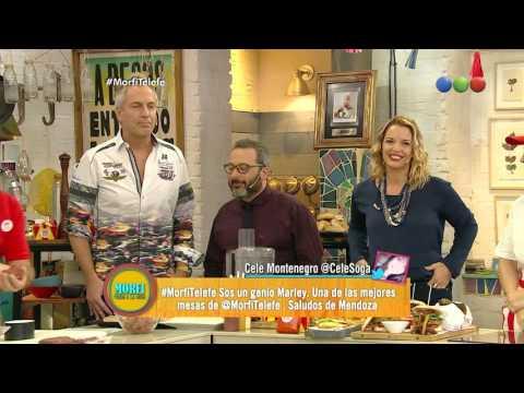 Doble Hamburgesa de carne - Morfi, Todos a la mesa