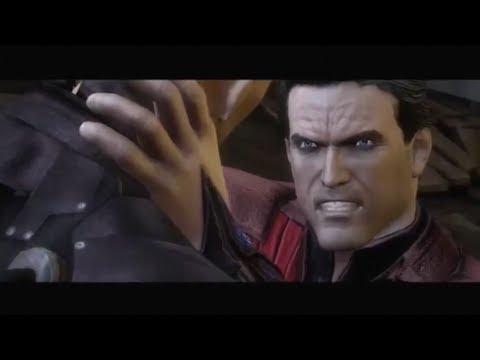 Injustice - Superman Kills Lex Luthor