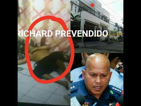 Prescon sa pagkamatay ni Richard Prevendido. No.1 druglord ng Western Visayas.