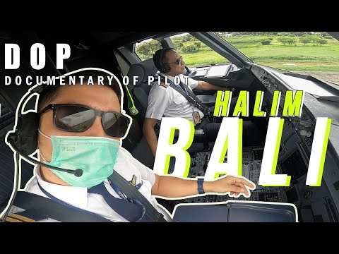 D.O. P (Documentary of Pilot) Jakarta - Bali