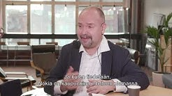 Vieraana Aamulehden vastaava päätoimittaja Jussi Tuulensuu