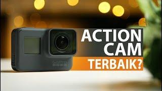 GoPro Hero6 Black, Action Cam Berkelas (Quick Review)
